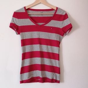 Tommy Hilfiger Stripped t shirt size small